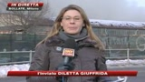 26/12/2009 - Milano, abitazioni evacuate per capannone in fiamme