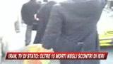 28/12/2009 - Iran, nuovi scontri nella notte: morto nipote Mousavi