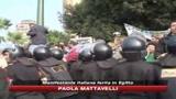Manifestazione pro-Palestina, parla l'italiana ferita