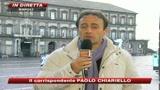 Napoli, diminuiscono i feriti di Capodanno