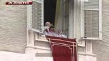 Papa: Se l'uomo si degrada, degrada anche l'ambiente