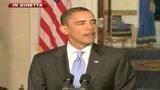 05/01/2010 - Terrorismo, Obama: Fallimento disastroso sicurezza Usa