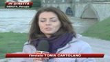 Tevere, Il sindaco di Deruta: Danni ingenti