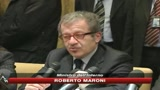 07/01/2010 - Maroni: body scanner entro tre mesi