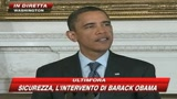 Sicurezza, Obama: La mia amministrazione ha fallito