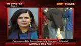 Portavoce commissione Onu per i rifugiati Laura Boldrini