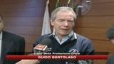 09/01/2010 - Piena Tevere, Bertolaso: Il peggio è passato