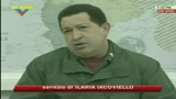 Chavez punta il dito contro gli Stati Uniti
