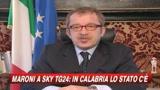 10/01/2010 - Maroni: Contro la 'ndrangheta lo Stato c'è
