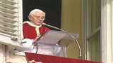 10/01/2010 - Rosarno, Papa: gli immigrati vanno rispettati