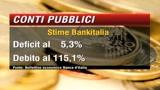 Stime Bankitalia: inflazione in rialzo tra 2010 e 2011