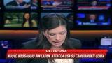 29/01/2010 - Bin Laden attacca Usa su cambiamenti climatici