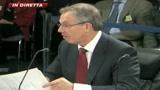 29/01/2010 - Londra, la deposizione di Blair sulla guerra in Iraq