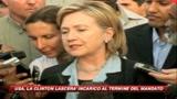 29/01/2010 - Usa, la Clinton lascerà incarico a fine mandato