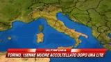 30/01/2010 - Torino, 15enne accoltellato a morte