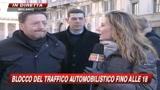 31/01/2010 - Stop traffico, De Corato: Milano ha risposto bene