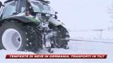 31/01/2010 - Maltempo, Germania in tilt per la tempesta Keziban