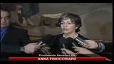 11/02/2010 - Anna Finocchiaro: no a Protezione Civile S.p.a.