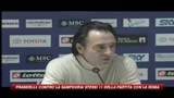 12/02/2010 - Prandelli, contro la Sampdoria stessi 11 della partita con la Roma