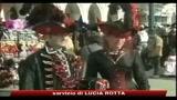 Venezia, boom di presenze per il carnevale
