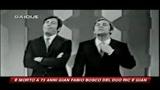 Si è spento Gian Fabio Bosco del duo Ric e Gian