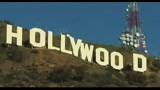Los Angeles, a rischio cemento la scritta Hollywood