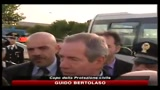 21/02/2010 - Dichiarazione di Bertolaso sull'allarme frane in Calabria