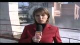 25/02/2010 - Fiume Lambro, le dighe cercano di arrestare macchia nera