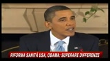 25/02/2010 - Riforma sanità USA, Obama: superare differenze
