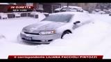 26/02/2010 - USA, maltempo su costa est: neve paralizza la grande mela