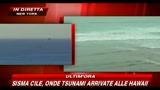 Allarme Tsunami, paura alle Hawaii