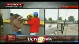 Sisma in Cile: saccheggi in un supermercato