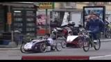 28/02/2010 - Milano, domenica senza auto e con molte polemiche
