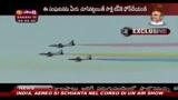India, aereo si schianta nel corso di un air show
