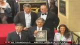 Los Angeles, per Bocelli la stella sulla Walk of fame