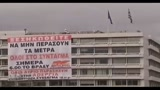 Grecia, occupato Ministero Finanze contro misure anti-crisi