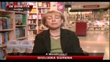 Giuliana Sgrena: molti paesi sono interessati a mantenere l'instabilit dell'Iraq
