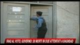 Iraq al voto, chiusi i seggi elettorali in tutto il paese
