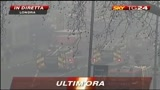 11/03/2010 - Vasto incendio nel distretto finanziario di Londra