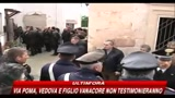 Via Poma, vedova e figlio Vanacore non testimonieranno