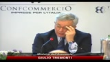 13/03/2010 - Tremonti: la riforma fiscale va fatta in due, tre anni