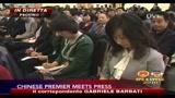 14/03/2010 - Cina, Wen Jiabao: spetta agli Stati Uniti ricucire le relazioni