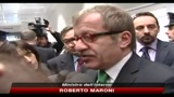 15/03/2010 - Mafia, Maroni: presto cattureremo il boss Messina Denaro