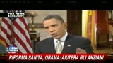 Obama a Fox News, riforma sanitaria e medio oriente