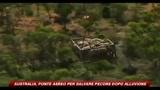 18/03/2010 - Australia, ponte aereo per salvare pecore dopo alluvione