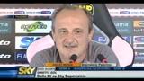 Delio Rossi, allenatore del Palermo parla dell'inter