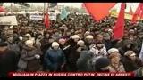 21/03/2010 - Migliaia in piazza in Russia contro Putin, decine di arresti