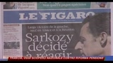 23/03/2010 - Francia, oggi sciopero nazionale contro la riforma delle pensioni