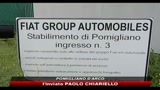 Fiat Pomigliano, oltre 500 posti di lavoro a rischio