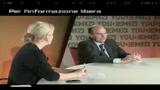 24/03/2010 - Servizio Pubblico, Bersani, impedito il confronto